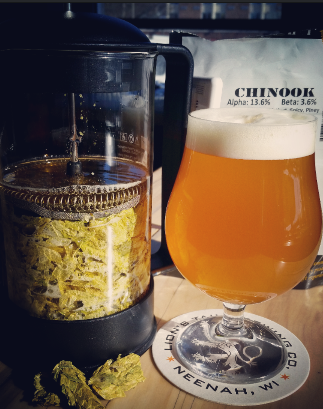 CPA – Custom Pale Ale